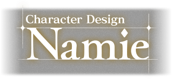 Character Design Namie
